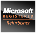 IT Again Ltd is a Microsoft Registered Refurbisher